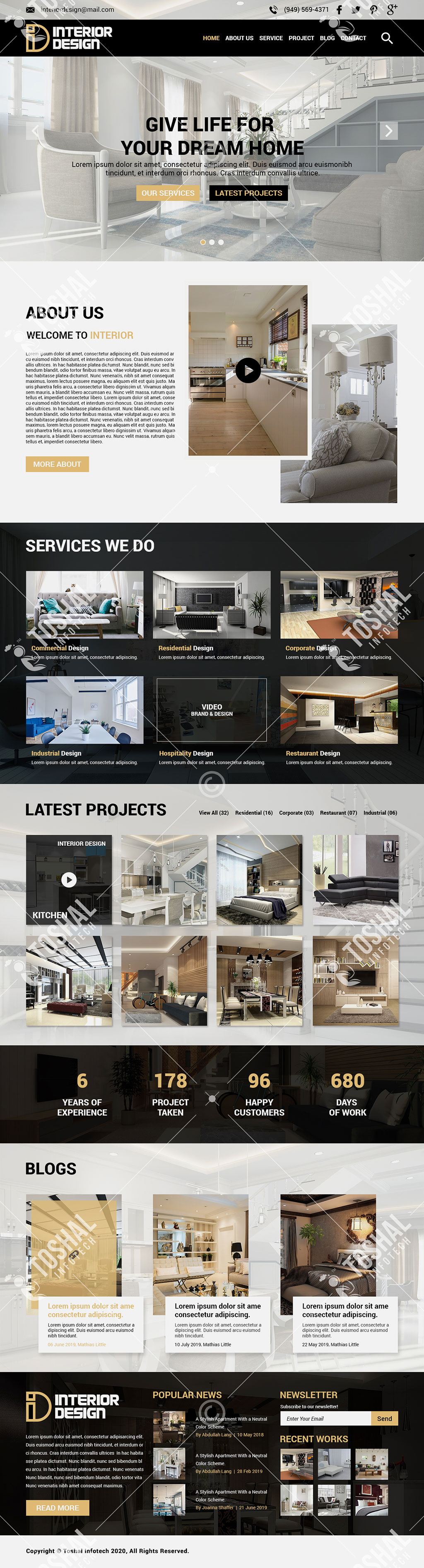 Interior Design Theme