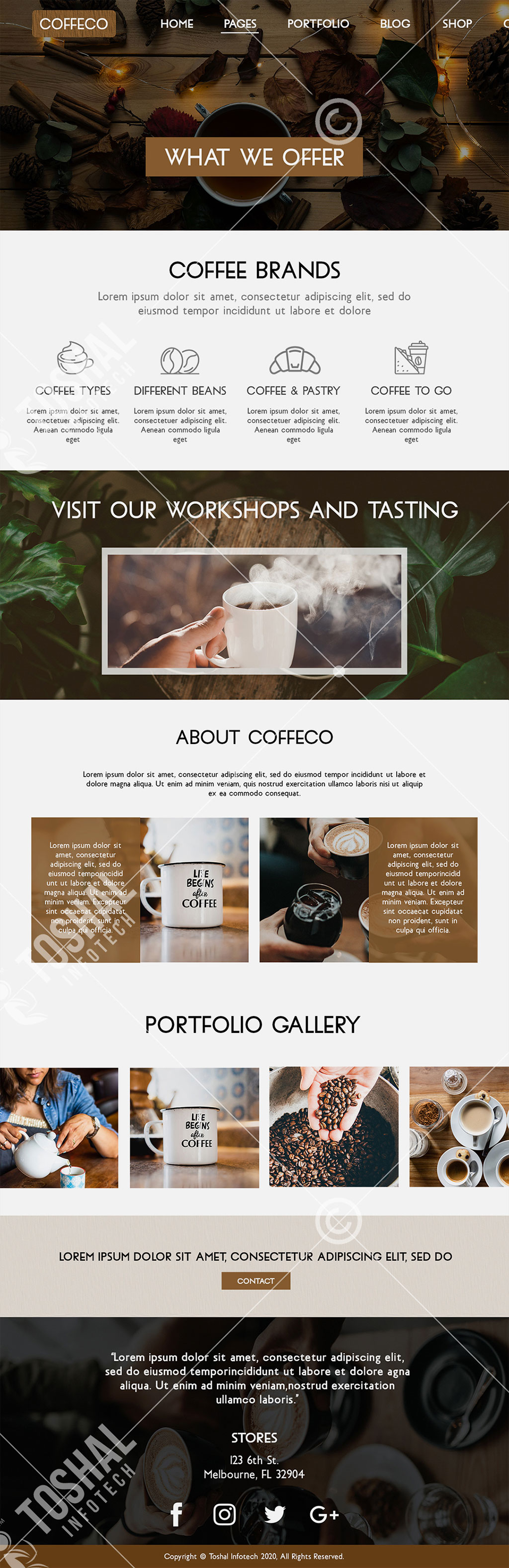 Coffee Theme 2