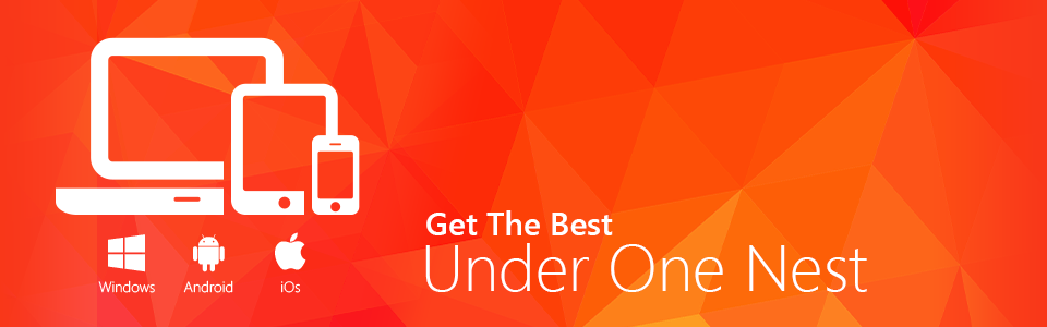 Get The Best Under One Nest