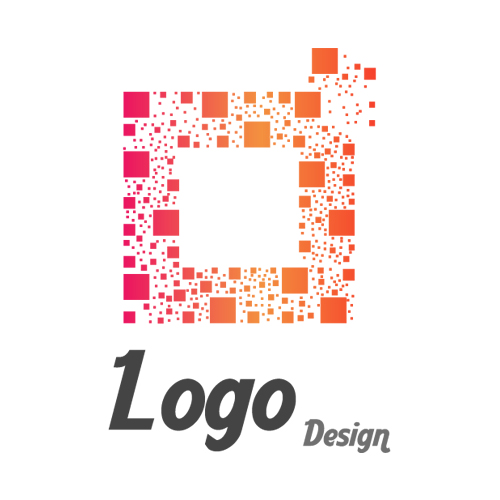 Orange Block Logo